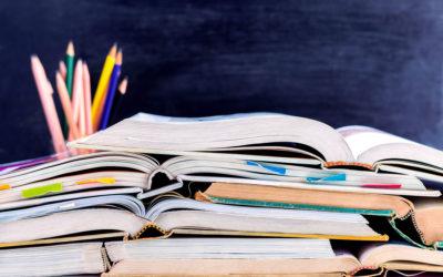 Boekenlijst schooljaar 2019-2020